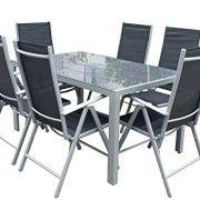 7teiliges Gartenmöbel-Set Gartengarnitur-Set GM7 Slate  http://www.moebelkaufen.info/produkt/7teiliges-gartenmoebel-set-gartengarnitur-set-gm7-slate/ #gartenmöbelset #garten #gartenmöbel
