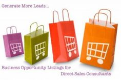 Do you want to promote your Direct Sales Opportunity to a highly targeted group of women, who are ready to work from home?