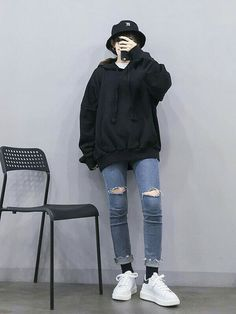 Learn About These Top korean fashion outfits 0464 Sourc. - Learn About These Top korean fashion outfits 0464 Source by coreanos Source by - Boyish Outfits, Kpop Outfits, Korean Outfits, Grunge Outfits, Trendy Outfits, Girl Outfits, Fashion Outfits, Fashion Tips, Korean Fashion Trends