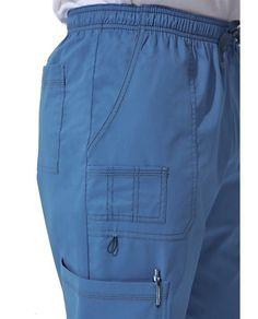 Dickies Gen Flex Men's Youtility Cargo Scrub Pants | Scrubs & Beyond Scrubs Outfit, Scrubs Uniform, Dental Uniforms, Scrubs Pattern, Doctor Scrubs, Pantalon Cargo, Medical Scrubs, Nursing Clothes, Denim Jeans Men