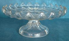 Find great deals online for cake stands & plates from Legacy Antiques and Collectibles Ltd. Flint Glass, Buy Cake, 1930s, Plates, Antiques, Vintage, Licence Plates, Antiquities, Dishes