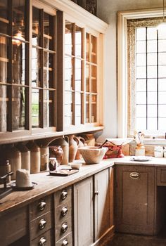 Did you know, if there are various concepts of kitchen design and decoration styles that can be applied to your home. One of them is the design and decoration of a farmhouse kitchen. The design or decoration of this… Continue Reading → Cleaning Cabinets, Refacing Kitchen Cabinets, Cabinet Refacing, Cleaning Wood, White Kitchen Cabinets, Wooden Kitchen, Wood Cabinets, Rustic Kitchen, Kitchen Countertops