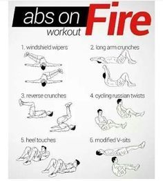 Let's fire up our abs today . Double tap and tag a friend. @homeabs @homeabs