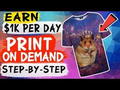 4288f786 HOW TO START YOUR OWN PRINT ON DEMAND SHOPIFY T-SHIRT BUSINESS ON SHOPIFY