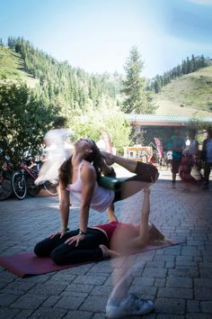 Sign up for our #partner #yoga. Spaces are limited! http://www.straydogyogastudio.com/apps/mindbody/enrollments