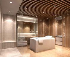 Majestic ambiance - Hilton's Signature eforea Spa