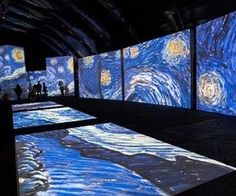 #beautiful #art #starrynight
