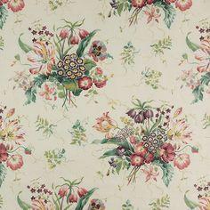 Bright Floral Wallpaper - Colefax and Fowler Alicia wallpaper, price upon request, cowtan.com