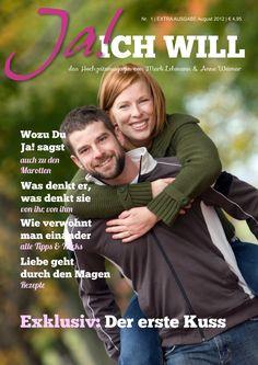 Hochzeitszeitung: Vorlage gesucht? - Im Editor von Jilster findest du sie!