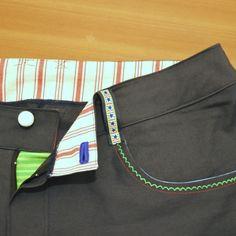 Dunkelblaue Hose - Webband inspiriert Fanny Pack, Bags, Fashion, Dark Blue Pants, Darkness, Trousers, Kleding, Hip Bag, Handbags