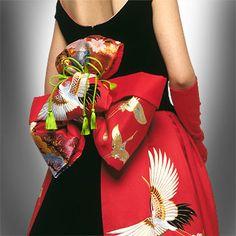 着物ドレスのローブドキモノ TOPページ Setsuko Wakatsuki