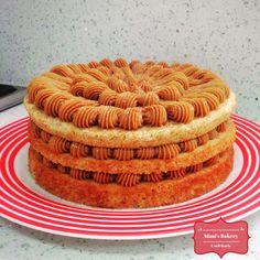 Naked Cake de Churros