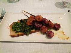 "Cena, ""Forno Velho"" (Ristorante), Porto Portugal (Luglio)"
