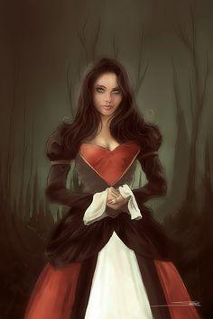 Snow White by artofsw.deviantart.com on @deviantART