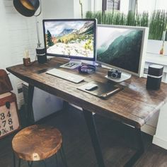 How to make your desk happy | How to style your desk for the 9-5 | interiors | easy-to-steal ideas | redonline.co.uk - Red Online