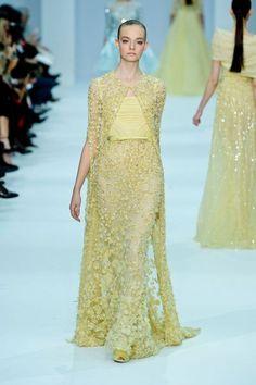 Vestidos de Fiesta Haute Couture Primavera Verano Elie Saab.