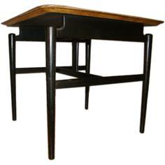 Finn Juhl Sculptural Danish Modern Occasional Table