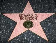 Edward G. Robinson (1893-1973). Born in Bucharest, Romania-immigrated to the US when he was 10yrs old. http://projects.latimes.com/hollywood/star-walk/edward-g-robinson/