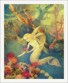 Dorothy Lathrop illustration orig (1154×1408)