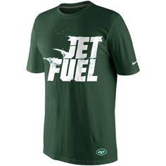Nike New York Jets Local Premium T-Shirt - Green 6852c86b3