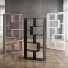 Bring unique, contemporary style into your home with the Verena Contoured Leveled Display Cabinet. The contoured levels of this display cabinet not only feature an attractive design, but also make it