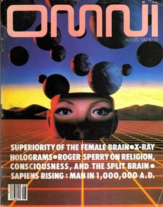 Omni Magazine - Melt