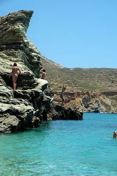 Folegandros — a tiny island on the Greek Cyclades