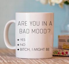 funny coffee mugs This funny coffee mug makes a great gift or a treat for yourself! This sturdy ceramic mug makes a great coworker gift or gift for friends and family members! Who doe Funny Coffee Mugs, Coffee Humor, Funny Mugs, Coffee Quotes, Funny Gifts, Funny Coffee Sayings, Funny Tea Cups, Funny Quotes, Happiness Is Homemade