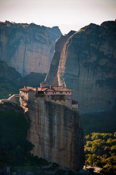 Meteora - Holy Monastery of Rousanou, Greece