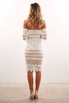 Ministry of style bronx lace dress