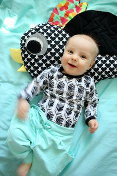 MUITA IHANIA: vauvam paita ja pöksyt