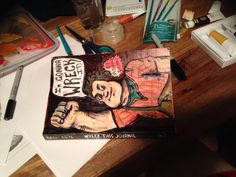 Wreck this journal - cover, wreck it Ralph