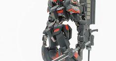 1/100 Gundam Barbatos - Painted Build     Modeled by gogogo
