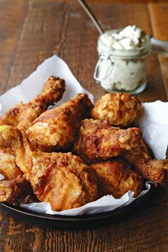 Nashville Hot Fried Chicken Recipe
