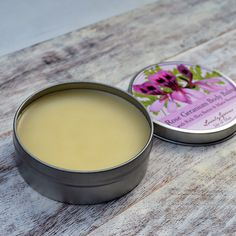 A rich and creamy balm made with silky Shea Butter, golden Manx Beeswax, and intoxicating Rose Geranium Essential oil. Perfect for smoothing and moisturising dry…