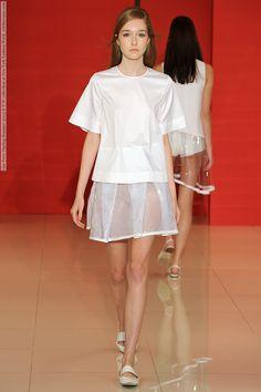 Lisa Perry (Spring-Summer 2015) R-T-W collection at New York Fashion Week  #AnastasiaLagune #AntoninaVasylchenko #CharlotteNolting #DevonRyanRobinson #EmmaWaldo #EstellaBrons #JanicaCompte #KaiNewman #LarissaMarchiori #LiekevanHouten #LisaPerry #NewYork #NicoleKeimig #SanneVloet #SophieTouchet #TabithaPernar See full set - http://celebsvenue.com/lisa-perry-spring-summer-2015-r-t-w-collection-at-new-york-fashion-week/