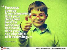 Success spirit