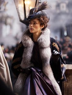 #BananaRepublic is launching a fall line inspired by #KeiraKnightley 's #AnnaKarenina this October. Get the scoop! http://news.instyle.com/2012/06/29/banana-republic-anna-karenina-collection/