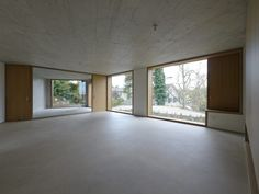 Staehelin Meyer Architekten · Two-familiy Apartment Houses