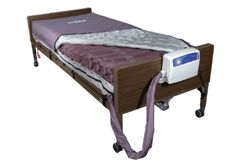 Drive Med-aire Alternating Pressure Pump And Mattress Replacement System With Low Air Loss X X each Drive Medical Medical - Sustainable Healthy Living Comfort Mattress, Air Mattress, Mattress Covers, Foam Mattress, Pressure Ulcer, Pressure Pump, Best Hospitals, Hospital Bed, Aleta