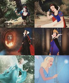 Annie Leibovitz's Disney Dream Portraits - Imgur