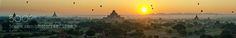 Balloons over Bagan by MartinHfeli via http://ift.tt/25WbtCD