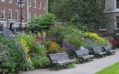 London gardens: take a Fire and Blitz walk through the City
