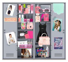 """My Dream Locker 👑"" by tiffanieanna ❤ liked on Polyvore featuring GALA, Maybelline, Essie, Zodaca, MAC Cosmetics, OPI, Incase, Trademark Fine Art, Boohoo and Fujifilm"