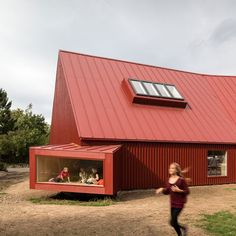 #YouthCentre Roskilde by Cornelius + Vöge - #architecture #kids