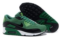 One of my all time favs. Nike Air Max 90. They matched my sports uniform. Circa 1995. I think mine had a white Swoosh.