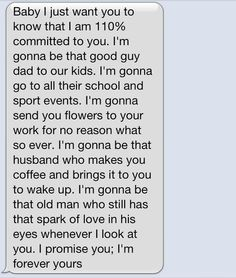 Every girl needs a text like this every once in a while.