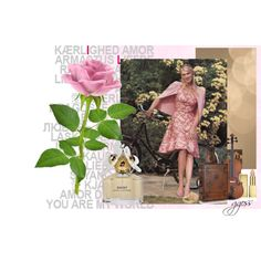 """""""Pink"""" by ggoss on Polyvore"""