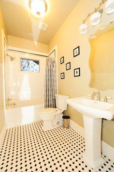 Craftsman Style craftsman-bathroom