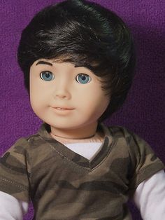 Looking for a little boy AG? here's one on eBay